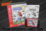 World Championship Soccer II Sega Genesis Game Off the Charts