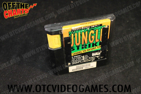 Jungle Strike - Off the Charts Video Games