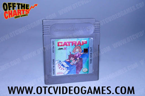Catrap - Off the Charts Video Games