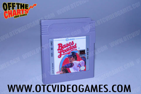Bases Loaded - Off the Charts Video Games