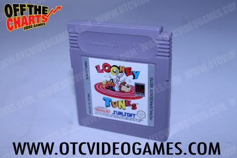 Looney Tunes - Off the Charts Video Games