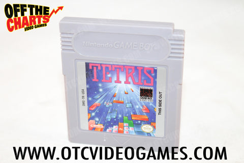 Tetris - Off the Charts Video Games