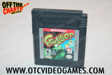 Frogger Game Boy Color Game Off the Charts