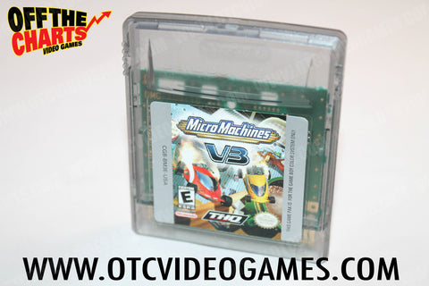 Micromachines V3 - Off the Charts Video Games