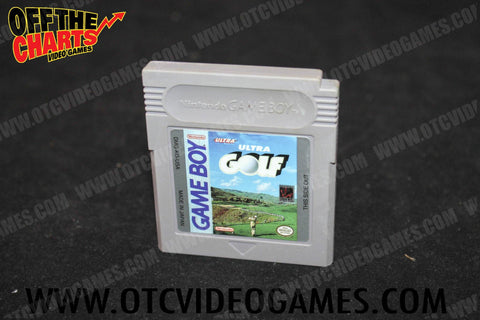 Ultra Golf - Off the Charts Video Games