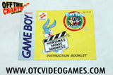 Tiny Toon Adventures 2: Montana's Movie Madness Manual Game Boy Manual Off the Charts