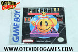 Faceball 2000 Manual Game Boy Manual Off the Charts