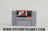 Riddick Bowe Boxing Super Nintendo Game Off the Charts