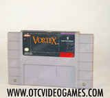 Vortex Super Nintendo Game Off the Charts