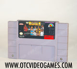 WWF Royal Rumble Super Nintendo Game Off the Charts