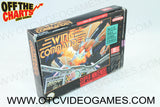Wing Commander Box Super Nintendo Box Off the Charts