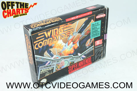 Wing Commander Box - Off the Charts Video Games