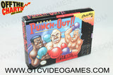Super Punch-Out Box Super Nintendo Box Off the Charts