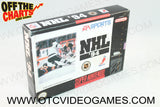 NHL '94 Box Super Nintendo Box Off the Charts