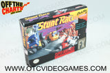 Stunt Race FX Box Super Nintendo Box Off the Charts