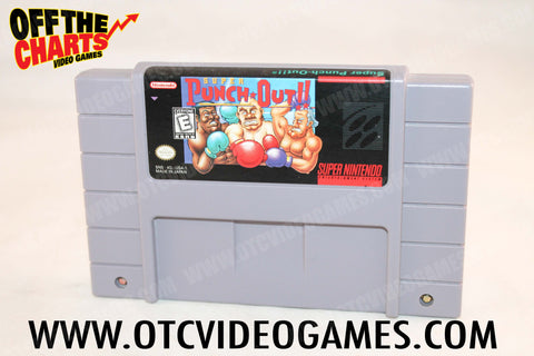 Super Punch-Out - Off the Charts Video Games