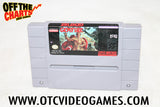 Gemfire Super Nintendo Game Off the Charts