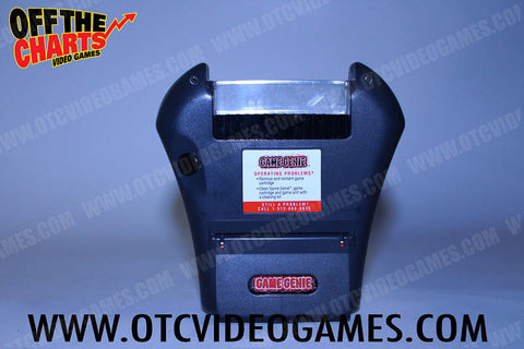 Game Genie Game Gear Game Off the Charts