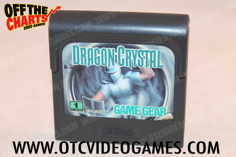 Dragon Crystal Game Gear Game Off the Charts