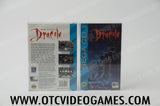 Bram Stokers Dracula Sega CD Game Off the Charts
