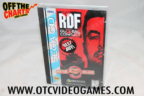 RDF Global Conflict - Off the Charts Video Games