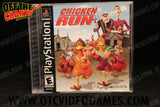Chicken Run Playstation Game Off the Charts