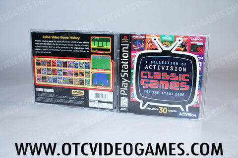 Activision Classics - Off the Charts Video Games