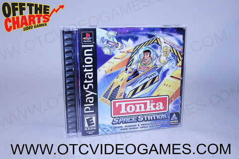 Tonka Space Station - Off the Charts Video Games