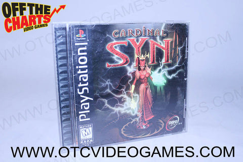 Cardinal Syn - Off the Charts Video Games