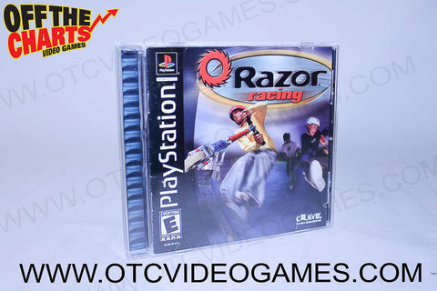 Razor Racing - Off the Charts Video Games