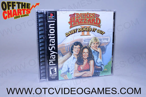 The Dukes of Hazzard II Daisy Dukes it Out - Off the Charts Video Games