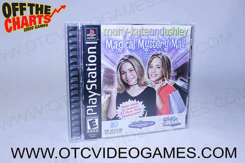 Mary-Kate and Ashley Magical Mystery Mall - Off the Charts Video Games