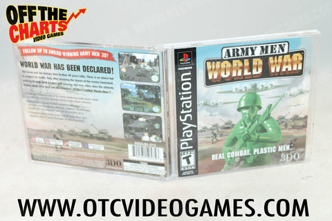 Army Men World War - Off the Charts Video Games