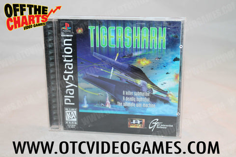Tigershark - Off the Charts Video Games