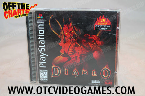 Diablo - Off the Charts Video Games