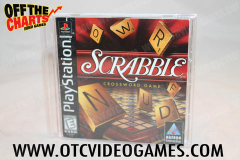 Scrabble - Off the Charts Video Games