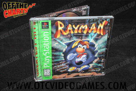 Rayman - Off the Charts Video Games