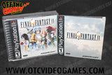 Final Fantasy IX Playstation Game Off the Charts