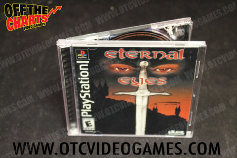 Eternal Eyes - Off the Charts Video Games