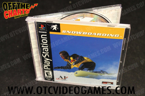 Snowboarding - Off the Charts Video Games