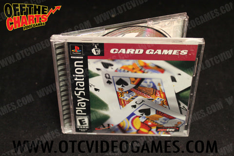 Card Games Playstation Game Off the Charts
