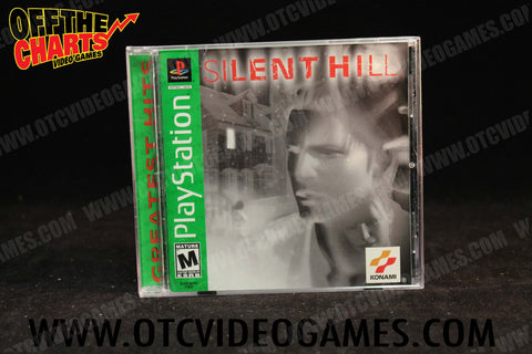 Silent Hill - Off the Charts Video Games