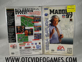 Madden NFL '97 - Off the Charts Video Games