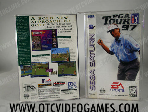 PGA Tour '97 - Off the Charts Video Games