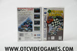 Virtua Racing Sega Saturn Game Off the Charts