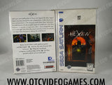 Hexen Sega Saturn Game Off the Charts
