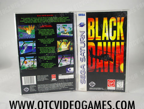 Black Dawn - Off the Charts Video Games