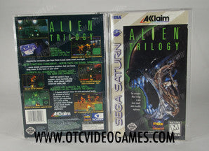 Alien Trilogy - Off the Charts Video Games