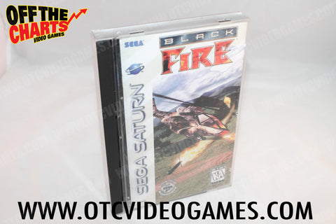 Black Fire ` - Off the Charts Video Games