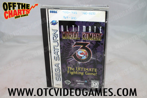 Ultimate Mortal Kombat 3 - Off the Charts Video Games